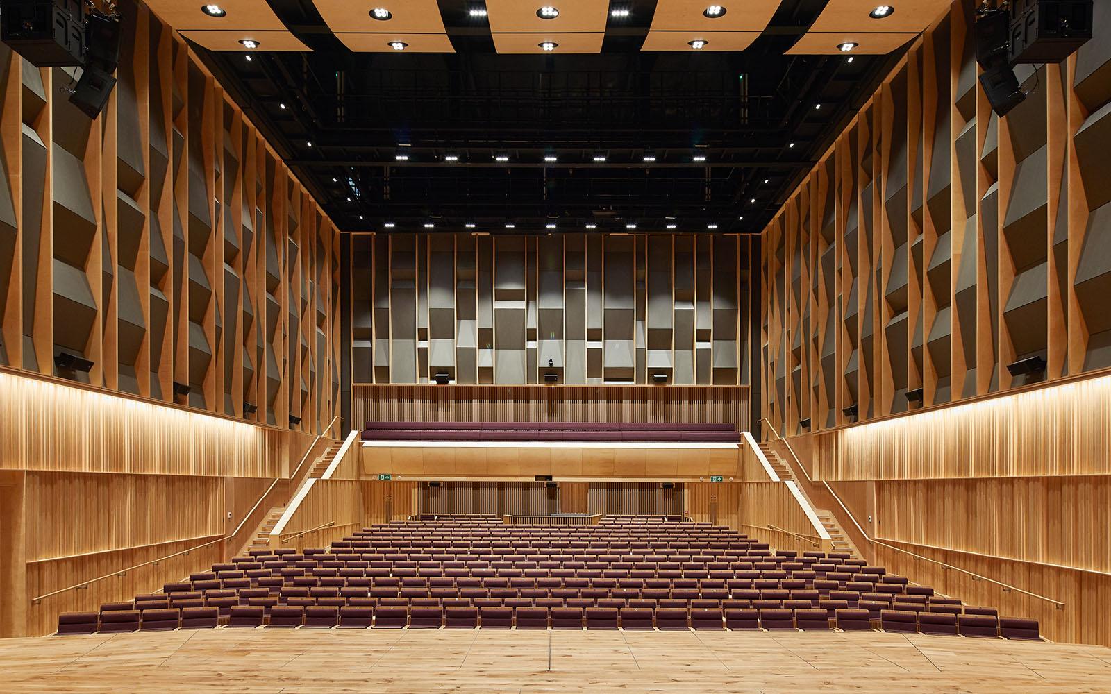 Birmingham Conservatoire Adrian Boult Hall