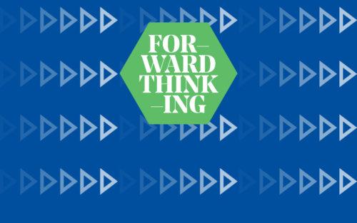Forward Thinking exhibition